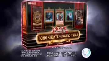 Yu Gi-Oh! Noble Knights of the Round Table Box Set TV Spot - Thumbnail 8