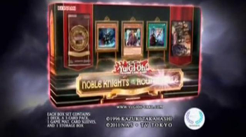 Yu Gi-Oh! Noble Knights of the Round Table Box Set TV Spot - Thumbnail 9