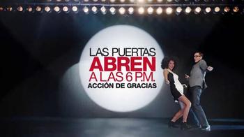 Macy's Venta de Black Friday TV Spot, 'Desfile' [Spanish] - Thumbnail 9