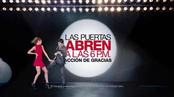 Macy's Venta de Black Friday TV Spot, 'Desfile' [Spanish] - Thumbnail 2