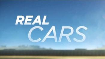 Real Racing 3 TV Spot, 'Real Cars, Real Tracks' - Thumbnail 1