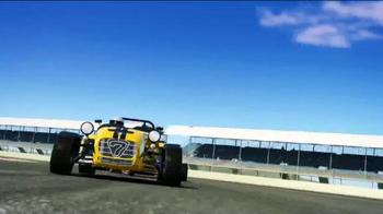 Real Racing 3 TV Spot, 'Real Cars, Real Tracks'