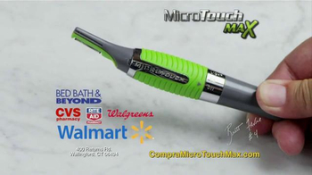 MicroTouch Max TV Spot Con Brett Farve [Spanish] - Thumbnail 6