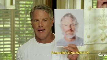 MicroTouch Max TV Spot Con Brett Farve [Spanish] - Thumbnail 4