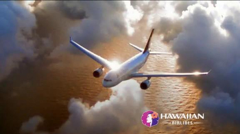 Hawaiian Airlines TV Spot, 'Spirit of Our Home' - Thumbnail 10