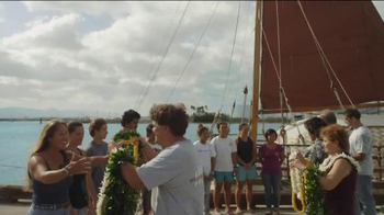 Hawaiian Airlines TV Spot, 'Spirit of Our Home' - Thumbnail 6