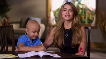 St. Jude Children's Research TV Spot, 'Sebastian' Featuring Sofia Vergara - 67 commercial airings