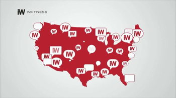 iWitness Personal Safety Smartphone App TV Spot, 'All Over the Country' - Thumbnail 2