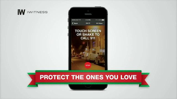 iWitness Personal Safety Smartphone App TV Spot, 'All Over the Country'