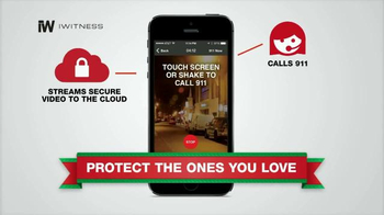 iWitness Personal Safety Smartphone App TV Spot, 'All Over the Country' - Thumbnail 4