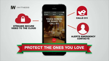 iWitness Personal Safety Smartphone App TV Spot, 'All Over the Country' - Thumbnail 5