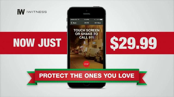 iWitness Personal Safety Smartphone App TV Spot, 'All Over the Country' - Thumbnail 8