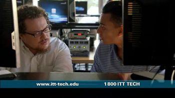 ITT Technical Institute TV Spot, 'Hands On'
