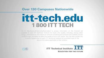 ITT Technical Institute TV Spot, 'Hands On' - Thumbnail 10