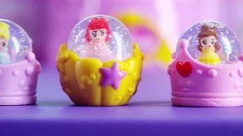 Disney Princess Glitzi Globes TV Spot
