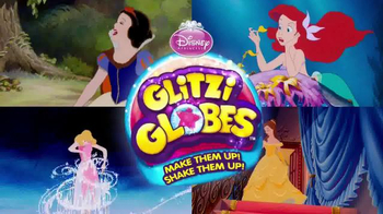 Disney Princess Glitzi Globes TV Spot - Thumbnail 1
