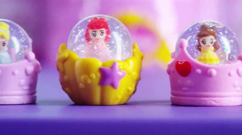 Disney Princess Glitzi Globes TV Spot