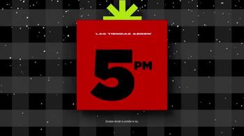 JCPenney Venta de Black Friday TV Spot, 'Me Navidearon' [Spanish] - Thumbnail 2