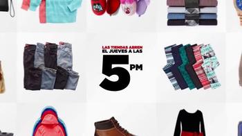 JCPenney Venta de Black Friday TV Spot, 'Me Navidearon' [Spanish] - Thumbnail 9