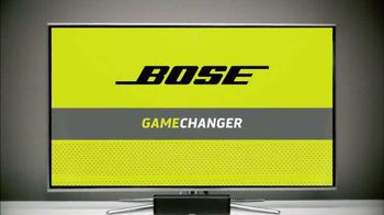 Bose CineMate 15 TV Spot, 'Game Changing Performance' - 1 commercial airings