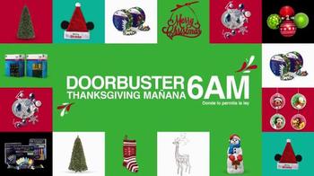 Kmart TV Spot, 'Thanksgiving Doorbusters' [Spanish] - Thumbnail 3