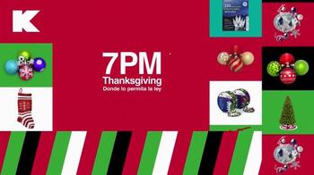 Kmart TV Spot, 'Thanksgiving Doorbusters' [Spanish] - Thumbnail 7