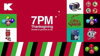 Kmart TV Spot, 'Thanksgiving Doorbusters' [Spanish] - Thumbnail 8