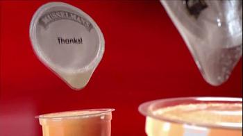 Musselman's TV Spot, 'Rich and Saucy' - Thumbnail 3