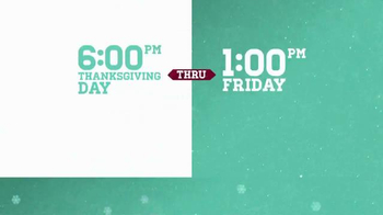 Sears Black Friday Event TV Spot, 'Cooking Up Doorbusters' - Thumbnail 6