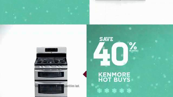 Sears Black Friday Event TV Spot, 'Cooking Up Doorbusters' - Thumbnail 7
