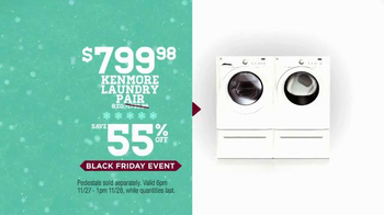 Sears Black Friday Event TV Spot, 'Cooking Up Doorbusters' - Thumbnail 8