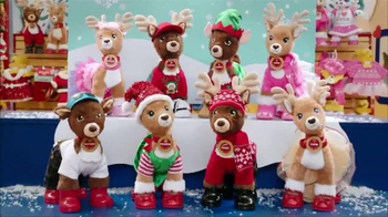 Build-A-Bear Workshop TV Spot, 'Santa's Reindeer' - 2070 commercial airings