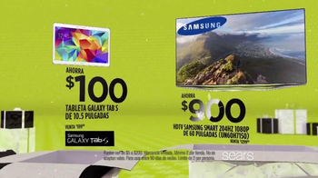Sears Venta de Madrugadores de Black Friday TV Spot, 'Ahorros' [Spanish] - Thumbnail 6
