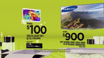 Sears Venta de Madrugadores de Black Friday TV Spot, 'Ahorros' [Spanish] - Thumbnail 7