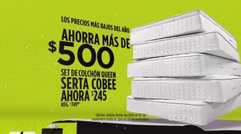 Sears Venta de Madrugadores de Black Friday TV Spot, 'Ahorros' [Spanish] - Thumbnail 8