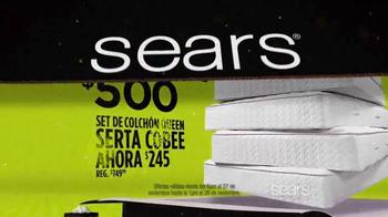 Sears Venta de Madrugadores de Black Friday TV Spot, 'Ahorros' [Spanish] - Thumbnail 9