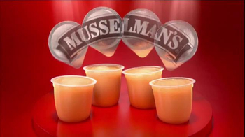 Musselman's TV Spot, 'Acapella' - 34 commercial airings
