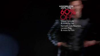 Macy's Black Friday Sale TV Spot, 'Doorbusters' - Thumbnail 8
