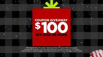 JCPenney Black Friday Sale TV Spot, 'Jingle Giveaway' - Thumbnail 9