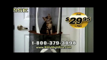Kitty Hi-Rise TV Spot - Thumbnail 8