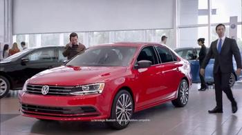 Volkswagen Evento Sign Then Drive TV Spot, 'Todos Están Hablando' [Spanish] - Thumbnail 1