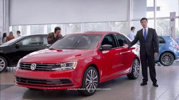 Volkswagen Evento Sign Then Drive TV Spot, 'Todos Están Hablando' [Spanish] - Thumbnail 2