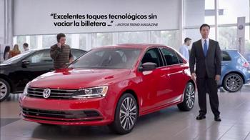 Volkswagen Evento Sign Then Drive TV Spot, 'Todos Están Hablando' [Spanish] - Thumbnail 3