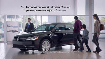 Volkswagen Evento Sign Then Drive TV Spot, 'Todos Están Hablando' [Spanish] - Thumbnail 5