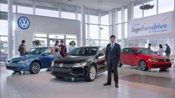 Volkswagen Evento Sign Then Drive TV Spot, 'Todos Están Hablando' [Spanish] - Thumbnail 7