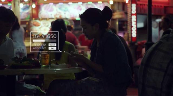 Ericsson TV Spot, \'Benefit from Being Connected\'