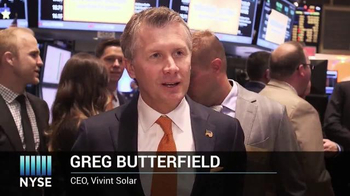 New York Stock Exchange TV Spot, 'Vivint Solar' - Thumbnail 4