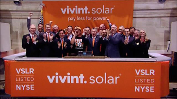 New York Stock Exchange TV Spot, 'Vivint Solar' - Thumbnail 6