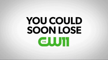Keep the CW TV Spot, 'Attention Dish Customers' - 76 commercial airings