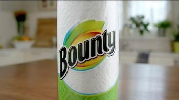Bounty TV Spot, 'Pizza Party' - Thumbnail 5